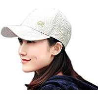 LIGYM Gorra de Beisbol,Exterior,sombrilla,Mujer,Gorra.