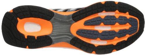 adidas Sonic Boost, Scarpe da corsa uomo Nero (Schwarz (black/solar zest/running white))