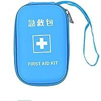 Outdoor-Familie Mini Portable Kleine Erste-Hilfe-Kit Medizin Tasche, blau preisvergleich bei billige-tabletten.eu