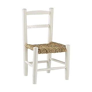 Aubriy Gaspard Children's Small Wooden Chair