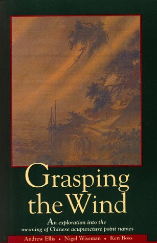Grasping the Wind: Exploration into the Meaning of Chinese Acupuncture Point Names (Paradigm title) by Andrew Ellis (25-Jan-1993) Paperback