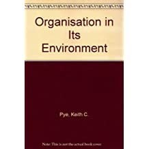 Organisation in Its Environment