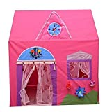 #10: Kid's Jumbo Size Queen Palace Tent House (Pink)