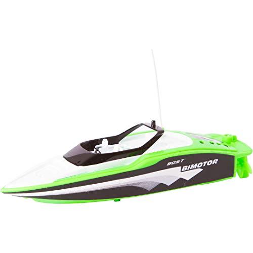 HQ Windspiration 500806 RC: Mini Speed Boot, 27 MHz, Ferngesteuertes, grün