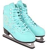 Schlittschuhe Eiskunstlauf # Kunstlauf Eiskunstlaufschuhe gefüttert Klassisch Damen & Mädchen EIS Sport Eislaufen NF8508 (37)