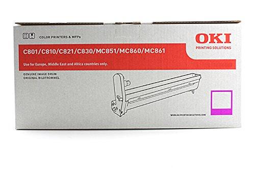 C830 Magenta Toner (OKI Bildtrommel LASER MAGENTA C/810/830MC860)