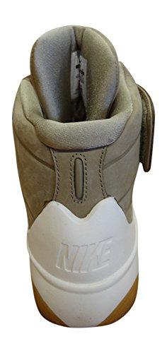Nike Marxman Prm, Chaussures de Sport-Basketball Homme Vert - Verde (Khaki / Khaki-Sail-Gm Lght Brown)