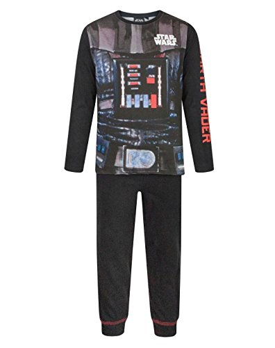 Star Wars Darth Vader Sublimation Boy's Pyjamas (6 (Kostüme Vader Kid Darth)