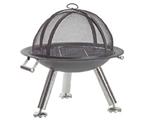 tepro 40001 glendale bras ro design avec grille pare feu jardin. Black Bedroom Furniture Sets. Home Design Ideas