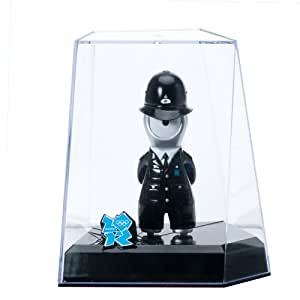 Olympic Mascots Wenlock Policeman Figurine