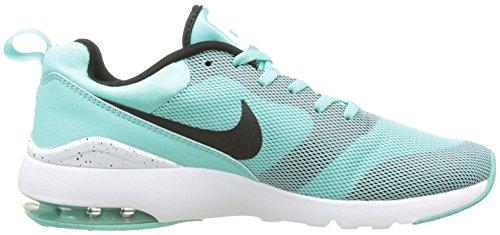 Nike Donna WMNS Air Max Siren scarpe sportive Turchese (Turquesa (Hyper Turq / Black-White))