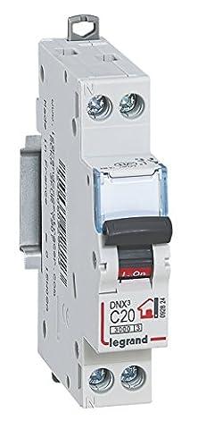 Legrand DNX³ 3000 LEG92824 Circuit Breaker Unipolar / Neutral 230 V 20 A