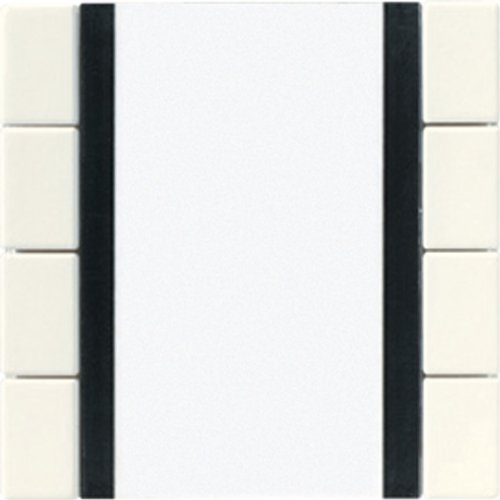 JUNG A44F FLACH - TRANSMISOR DE PARED INALAMBRICO (4 CANALES)