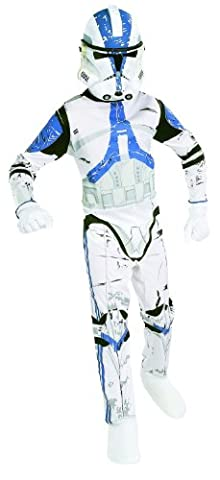 Rubie's 3 41021 (Grösse S) - Clonetrooper Box Set (Star Wars Clone Trooper Kostüm Kinder)