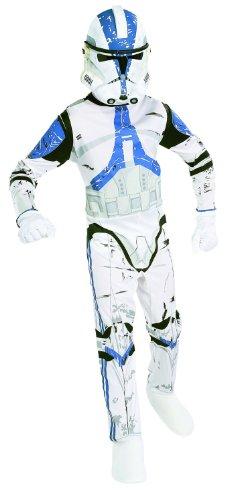 Rubie's 3 41021 (Grösse S) - Clonetrooper Box Set (Clone Trooper Kostüme Erwachsene)