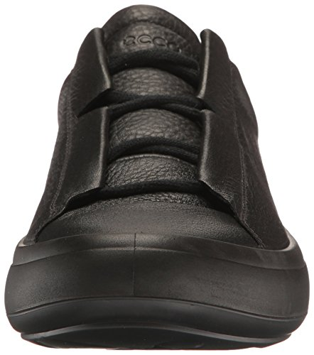 Ecco Kinhin, Baskets Basses Athlétiques Pour Hommes (noir / Veg Tan)