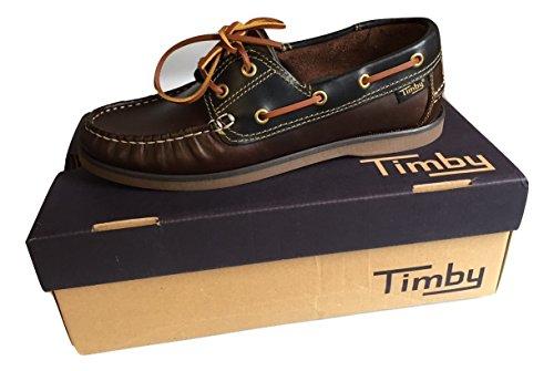 Smooth Braun Bootsschuhe TIMBY Herren TIMBY Smooth XxwEq8x