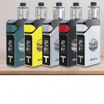 IJOY Solo Silber