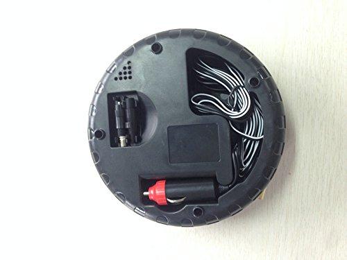 Luftkompressor Reifen Aufblasen – Für Auto-Fahrrad Motorrad – 12V DC Beweglicher Elektrischer Kompressor Auto Schnell Und Einfach Zu Bedienen. Durch Air2Go. - 7