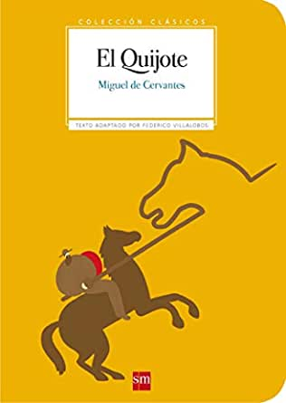 El Quijote Clásicos Spanish Edition Ebook Cervantes Miguel De Magoz Amazon De Kindle Shop