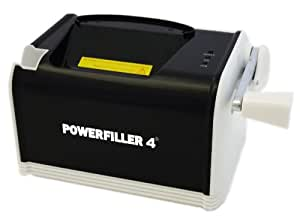 Powerfiller 4 machine à tubes électrique Black/White Edition Tubeuse électrique rouleuse