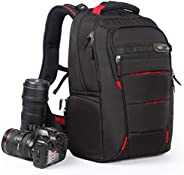 TOMSSL New Professional Waterproof SLR Camera Backpack Men's And Women's Large-capacity Anti-theft Cam