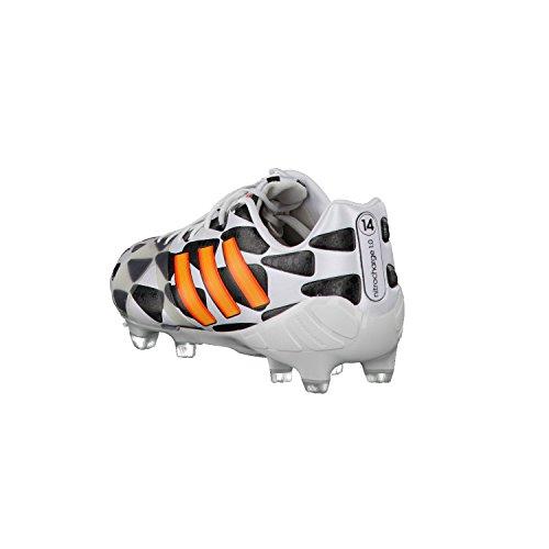 Adidas Nitrocharge 1.0 Fg Battle Pack Core Bianco M19931 Weiß