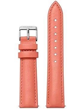 Cluse Unisex Erwachsene - Uhrenarmband Leder CLS065