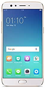 Oppo F3 Plus (Gold, 64GB) without Offers