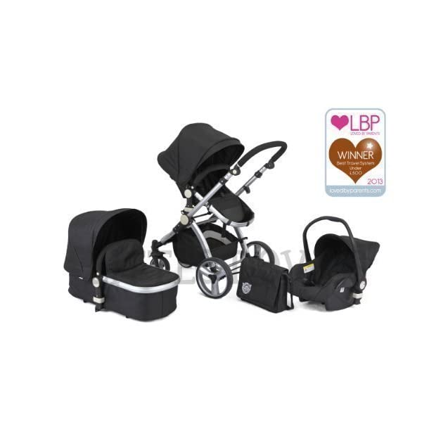CARRERA SPORT 3-in-1 Baby Travel System