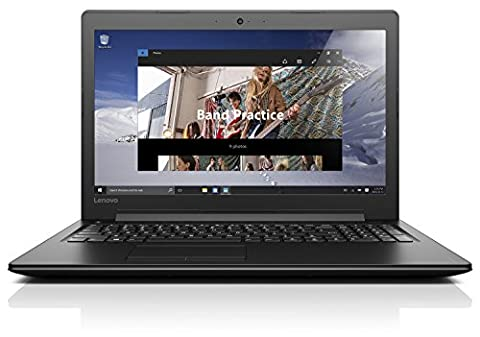 Lenovo ideapad 310 39,62cm (15,6 Zoll Full HD Glare) Notebook (Intel Core i5-7200U, 3,1GHz, 8GB RAM, 256GB SSD, Intel HD Grafik 620, DVD-Brenner, Windows 10 Home)