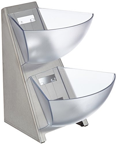 neoLab 8-1200 Tischbehälter Multi Rack 2-stufig, 2 x circa 1 L