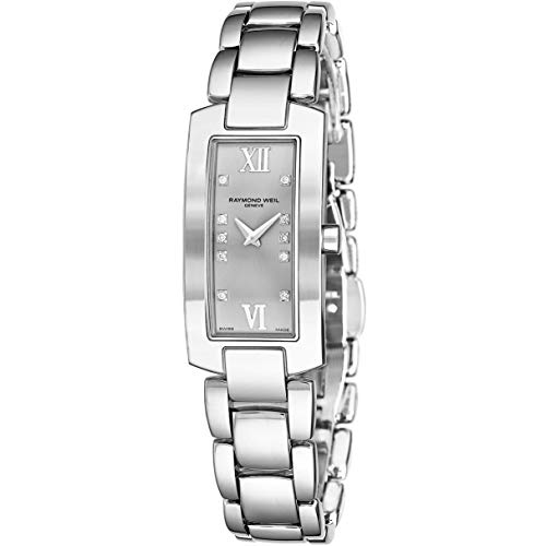 Raymond Weil Shine Femme Bracelet Acier Inoxydable Quartz Montre 1500-ST00685