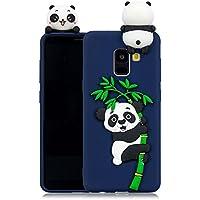 Everainy Samsung Galaxy A6 2018 Silikon Hülle Ultra Slim 3D Panda Muster Ultradünn Hüllen Handyhülle Gummi Case... preisvergleich bei billige-tabletten.eu