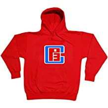 "Chris Paul Los Angeles Clippers ""CP3 Logo sudadera con capucha"