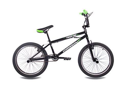 Zoom IMG-2 bicicletta bmx 20 chrisson trixer