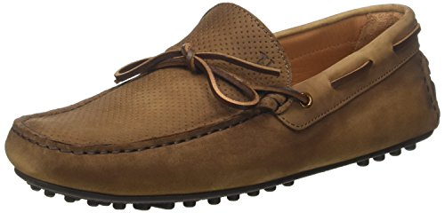 Trussardi Jeans 77s56253, Mocassins (Loafers) Homme Marrone (Cuoio)