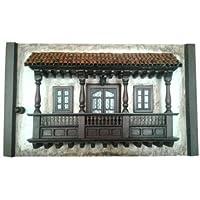 Art Deco Home Tapa Contador Casa 50 cm - 3529