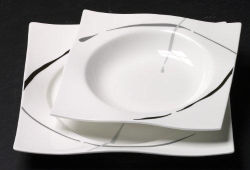 Ritzenhoff & Breker Dacapo 598889 Dinner Set 12 Pieces