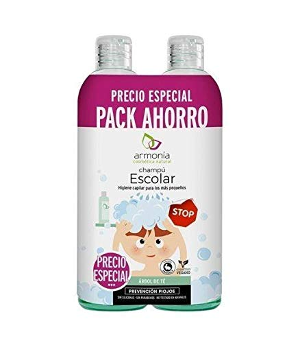 Pack L'Oréal Shampoing scolaire 300 ml + 300nl