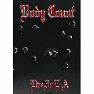 Body Count Featuring Ice-T - Live In LA [DVD]