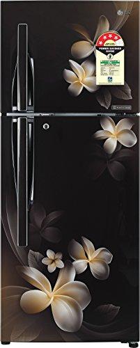 LG 260L 4 Star Frost Free Double Door Refrigerator (GL-T292RHPN, Hazel Plumeria, Inverter Compressor)