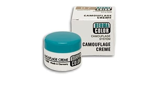 df14fd280f Buy Kryolan Dermacolor Camouflage Cream D30 (4 g) Online at Low Prices in  India - Amazon.in