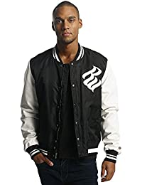 Rocawear Men's Track Jacket Black Black