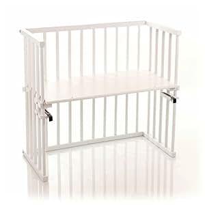 babybay Bedside Baby Crib Square