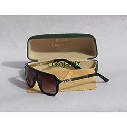 Lacoste Designer Sunglasses- Gold