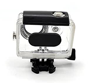 Vengogo Pour Xiaomi Yi Sport Action Camera 40 m¨¨tres plong¨¦e ¨¦tanche Box Case noir