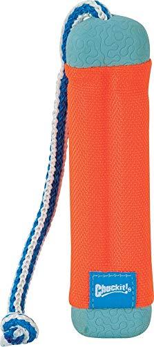 Chuckit! CU183101 Amphibious Bumper, Schwimmendes Spielzeug für Hunde, S