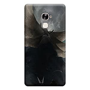 Ebby Premium 3d Desinger Printed Back Case Cover For LeEco Letv Le 2 (Premium Desinger Case)