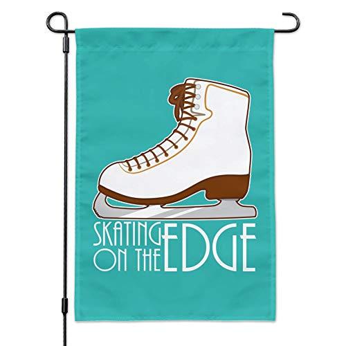 Graph & More Schlittschuhe Eiskunstlauf, mit Stangenhalter